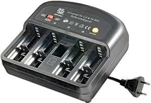 Goobay MW 9168 GS - cargador de batería