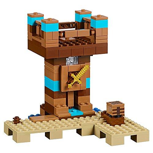 51ktTdGzDcL - LEGO Minecraft the Crafting Box 2.0 21135 Building Kit (717 Piece)