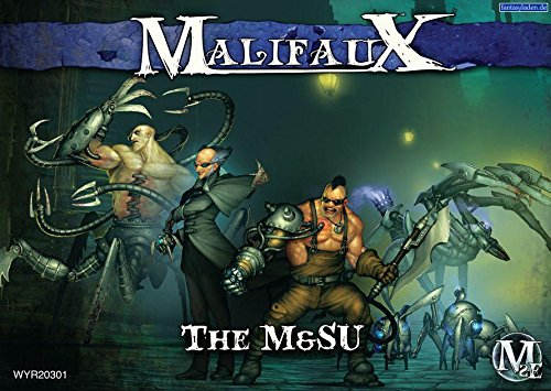 Wyrd Miniatures - Malifaux: The M and SU by Wyrd Miniatures