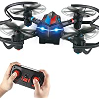 RC DIY Quadcopter Mini Gyro Drones Air-ground Toys Deformable Drone Racing Stunt Car Helicopter Toy Height Setting UAV Altitude Hold Plane Model for PEG-108 L18