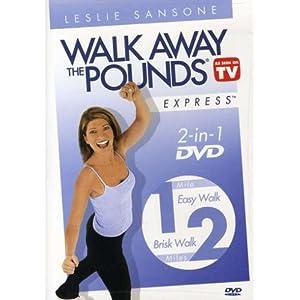 Leslie Sansone: Walk Away the Pounds Express - 1 Mile Easy Walk/Brisk Walk, 2 Miles (2008)