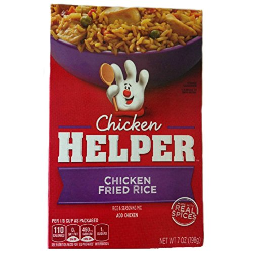 (Chicken Helper, Chicken Fried Rice 7oz (Pack of 3))