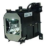 Lutema PJL-520-L02 Yamaha PJL-520 LCD/DLP Projector Lamp, Premium