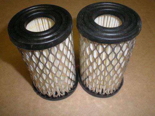 2 Tecumseh Craftsman Edger Lawnmower Air Filter =35066