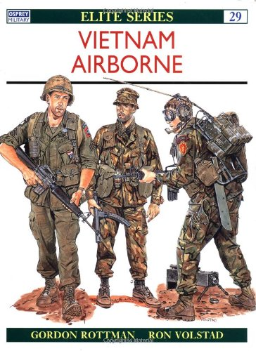 Vietnam Airborne: No. 29 (Elite): Amazon.es: Rottman, Gordon ...