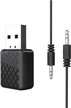 FangWWW - Transmisores USB con Receptor Bluetooth 5.0 para Audio ...