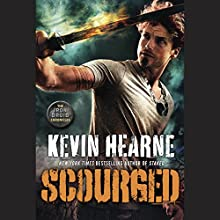 Scourged Audiobook by Kevin Hearne Narrated by To Be Announced