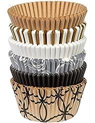 Wilton Elegance Cupcake Liners, 150-Count