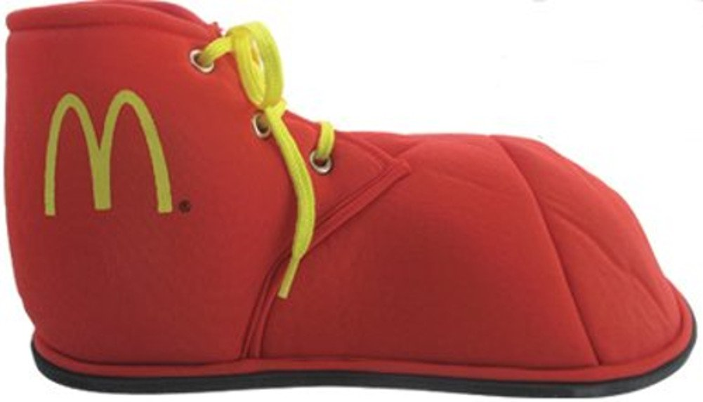 Ronald McDonald Fabric Child Shoes MPS-13999