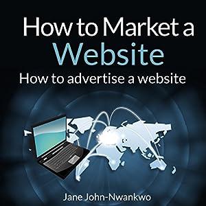 How to Market a Website Audiobook