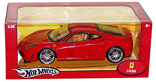 Diecast F430 Ferrari (1:18 Mass Ferrari F430 Coupe - Red)