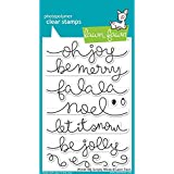 Lawn Fawn Clear Stamps - LF934 Holiday Party...