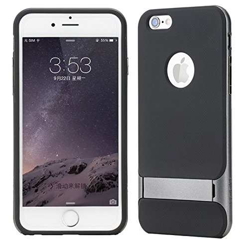 Apple iPhone 6 6S Kickstand Back Case By Rock