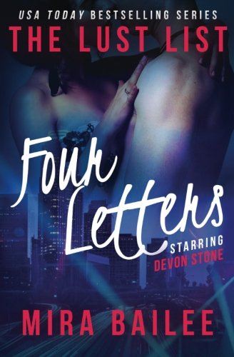 Download Four Letters: The Lust List: Devon Stone (Volume 4) PDF