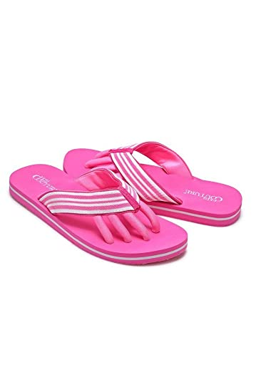 82cc45b59 Image Unavailable. Image not available for. Color  Pedi Couture Women s  Striped Spa Sandals