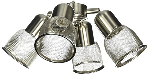 Emerson Ceiling Fans LK36BS 4 Spot Mesh Light Kit for Ceiling Fans ()