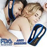 Anti Snoring Chin Strap, Snoring Solution Anti