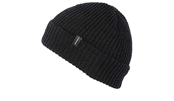 Duckworth Knit Watchman Hat - Men s DW30841-Black at Amazon Women s  Clothing store  679830e5272