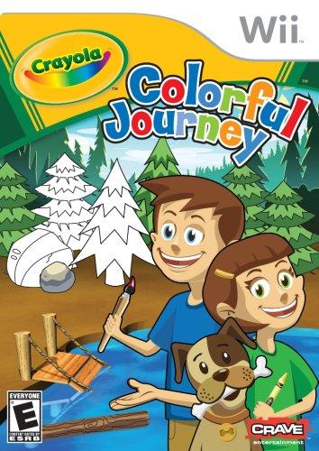 Crayola Colorful Journey - Nintendo Wii