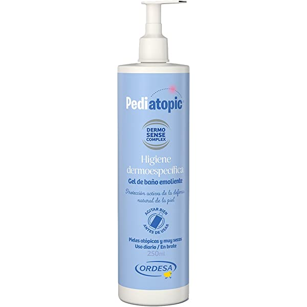 Pediatopic Gel De Baño Emoliente, 250 ml: Amazon.es: Salud y ...