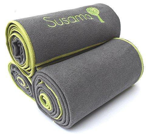All In 1 Sports Amp Hot Yoga Towel 100 Microfiber Super