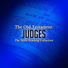The Old Testament: Judges Audiobook by  The Old Testament Narrated by  The Bible Reading Collective