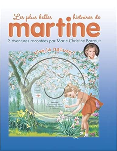 Martine Livres Cd Vive La Nature Livre Cd French Edition