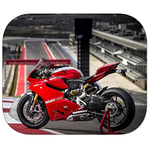 Motorcycle Sport Bike Mouse Pad (BK-03) (Mouse Pad-08) ()