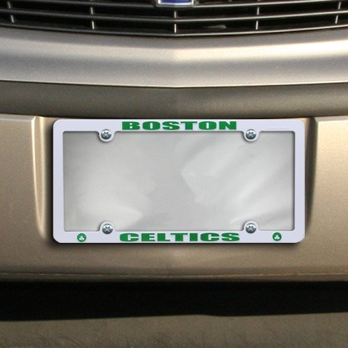 (Rico NBA Celtics Plastic Frame, 15 x 8, Logo Color )
