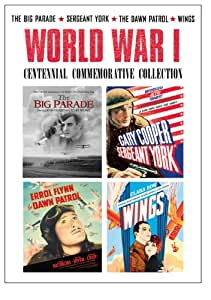 WWI Centennial Commemoration Collection (DVD)