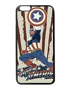 Marvel Captain America Vintage Image Design Hard Back Case cover skin for Apple iphone 5s