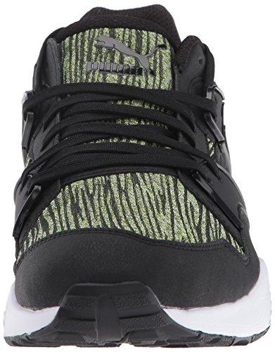 Puma Heren Blaze Tijger Mesh Fashion Sneaker Veiligheid Geel / Puma B