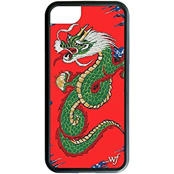 more photos 6aed0 1d3ba Wildflower Limited Edition iPhone Case for iPhone 6, 7, or 8 (Red Dragon)