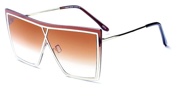 BOZEVON Verano Último estilo UV400 Gafas de sol de para ...