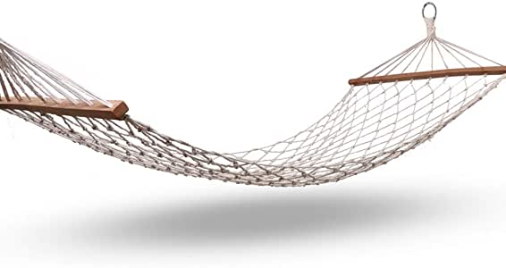 Gardeon Hanging Rope Hammock Chair Bed Swing for Bedroom Living Room Porch Patio Garden Indoor Outdoor
