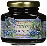 Wild Elderberry Honey, 5oz