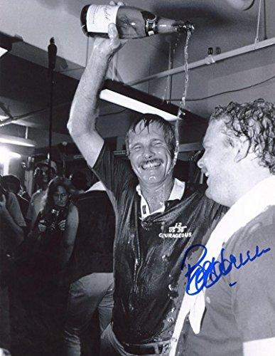 - Bob Horner W/Ted Turner Atlanta Braves Signed 8x10 Photo W/coa - Autographed MLB Photos