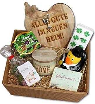 Amazon.de: generisch Umzug Geschenke | Einzug Geschenke Korb ...
