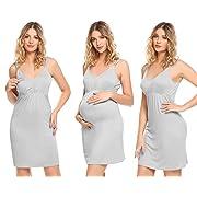 Avidlove Women Tops Breastfeeding Nursing Bras Top Pajamas For Pregnant Maternity