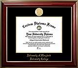 UMUC 22K Gold Medallion Diploma Frame (11 X 14)