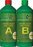 Dutchpro AUTO FLOWER Soil Bloom A+B Set 1 Liter