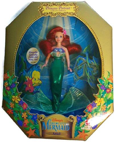 Disney's Princess Portrait the Little Mermaid Ariel Doll Disney Princess Portrait