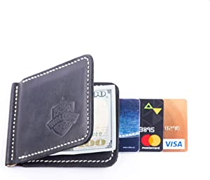 Win A Free Leather Money Clip Wallet with Credit Card Holder &amp