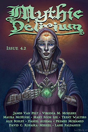 Mythic Delirium Magazine Issue 4.2