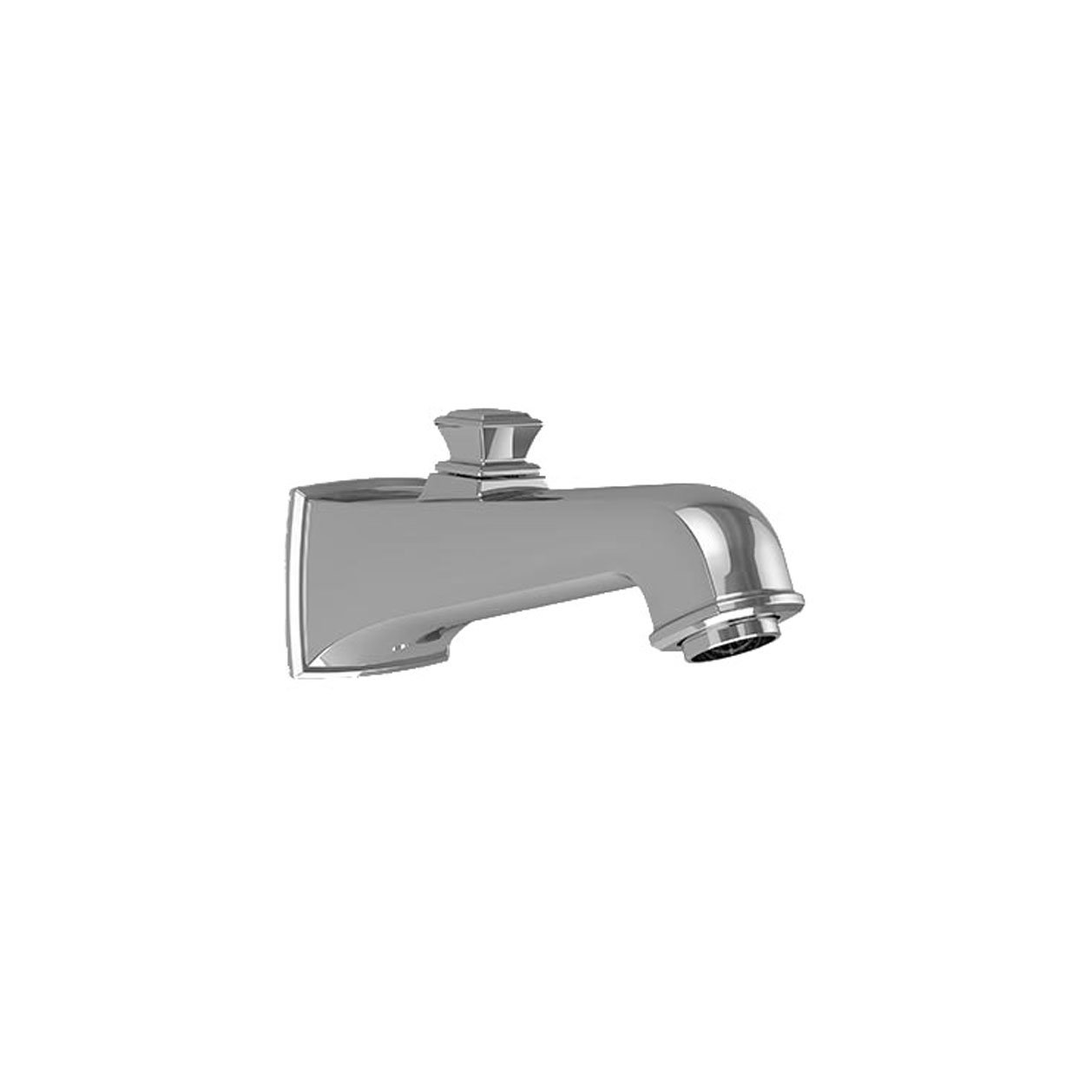 Toto TS221EV#CP Connelly Diverter Bathtub Spout, Polished Chrome Chrome