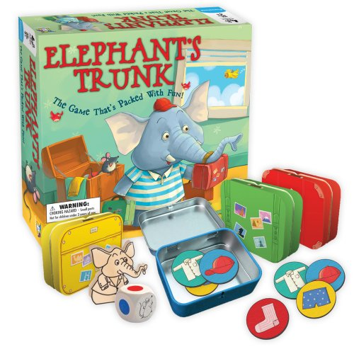 Gamewright 409 Elephants Trunk