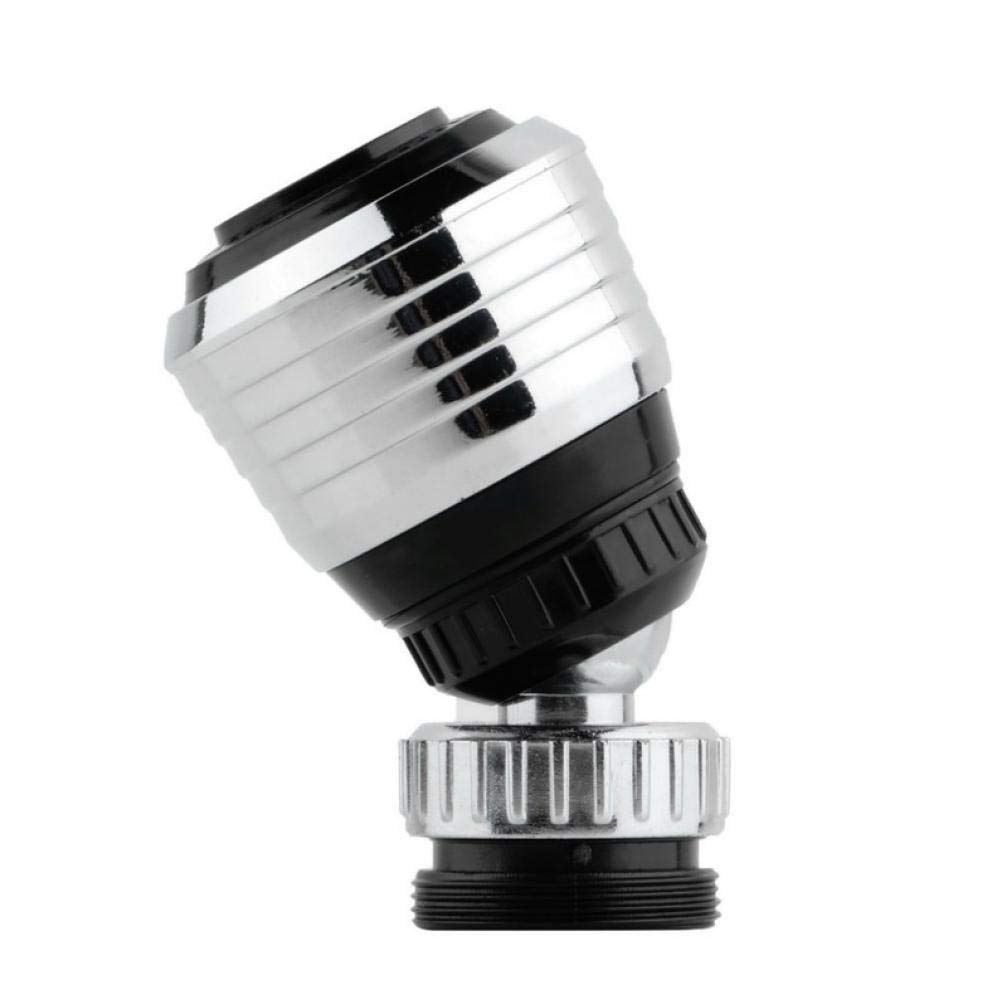 TOSSPER 360 Rotate Swivel Faucet Nozzle Filter Adapter Water Saving Tap Aerator Diffuser Kitchen Accessories