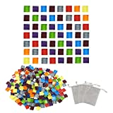 Outuxed 350g Various Assorted Color Mosaics