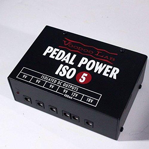 VooDoo LAB/Pedal Power ISO5 B07FMT8Q34