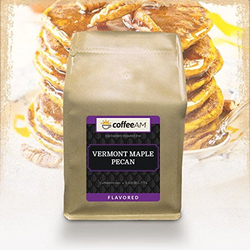 Vermont Maple Pecan Coffee (Vermont Maple Pecan Flavored Coffee)